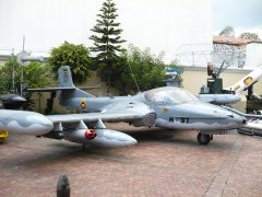 Cessna OA-37B Dragonfly FAC2171 Colombian Air Force, Museo Militar de Colombia