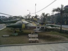 Cessna A-37A Dragonfly 68-7931 Vietnam Air Force Museum
