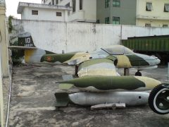 Cessna A-37B Dragonfly 14821/10 Vietnam Air Force at the Ho Chi Minh Campaign Museum