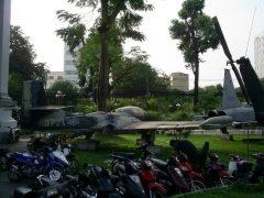 Cessna A-37B Dragonfly 3724 Vietnam Air Force,  Ho Chi Minh City Museum Bảo tàng Thành phố Hồ Chí Minh