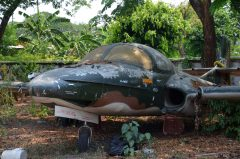 Cessna A-37B Dragonfly J6-12 15 21132 Royal Thai Air Force, Royal Thai Air Force Museum Les Spearman