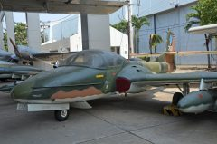 Cessna A-37B Dragonfly J6-13 15 21133 Royal Thai Air Force, Royal Thai Air Force Museum Les Spearman