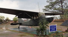 Cessna O-1A Bird Dog, Khao Kho Weapon Museum