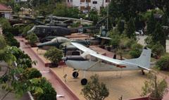 Cessna U-17A Skywagon 042, Museum of Military Zone 5 Bao tàng Quân Khu 5