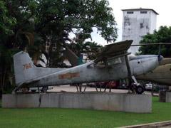 Cessna U-17B Skywagon 764, Vietnam Air Force Museum/Bảo Tàng Không Quân Phía Nam