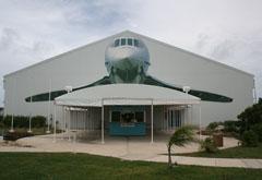 Concorde Experience Christ Church, Barbados - aviationmuseum.eu