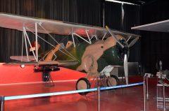 Curtiss Hawk III Royal Thai Air Force, Royal Thai Air Force Museum Les Spearman