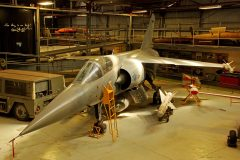 Dassault Mirage F1CZ 203 South African Air Force, South African Air Force Museum Swartkop