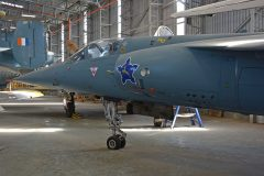 Dassault Mirage F1CZ 213 South African Air Force, South African Air Force Museum Cape Town