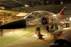 Dassault Mirage III BZ 816 South African Air Force, South African Air Force Museum Swartkop