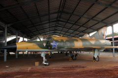 Dassault Mirage III CZ 805 South African Air Force, South African Air Force Museum Swartkop