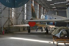 Dassault Mirage III R2Z 857 South African Air Force, South African Air Force Museum Cape Town