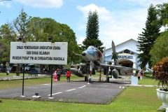 Douglas A-4E Skyhawk TT-0407 Indonesian Air Force, Indonesian Air Force Museum