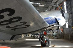 Douglas C-47A Dakota 6832 OD-K South African Air Force, South African Air Force Museum Cape Town