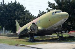 Douglas C-47A Dakota L2-39/15/547 Royal Thai Air Force | picture Les Spearman