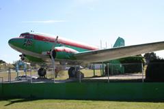 Douglas C-47B Dakota IV ZK-SAL, Agricultural Heritage Museum Hamilton New Zealand