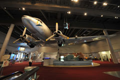 Douglas DC-3A Skytrain VR-HDB, 香港科學館 | Hong Kong Science Museum