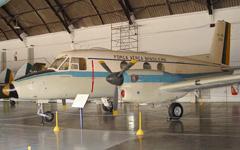 Embraer YC-95 (Emb-110) Bandeirante FAB2130, Museu Aeroespacial Campo dos Afonsos, Brazil