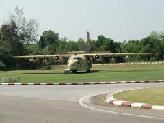 Fairchild C-123K Provider 713/L4k-17/18,  Vietnam War Veterans Museum พิพิธภัณฑ์ทหารผ่านศึกเวียดนาม