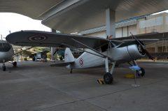 Fairchild F-24J Argus Royal Thai Air Force, Royal Thai Air Force Museum Les Spearman