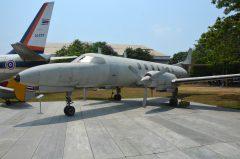 Fairchild Swearingen SA-227AT Merlin IVC 60501 Royal Thai Air Force, Royal Thai Air Force Museum Les Spearman