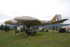 GAF Canberra Mk.20 A84-207 RAAF, National Transport and Toy Museum