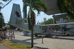 GAF N24A Nomad Royal Thai Air Force, Royal Thai Air Force Museum Les Spearman