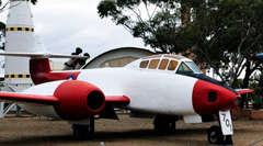 Gloster Meteor T.7 A77-701, Woomera Aircraft and Missile Park