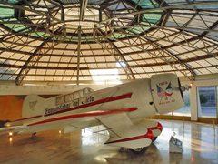 Graville R-6H Gee Bee Q.E.D. XB-AKM, Museo Francisco Sarabia Durango, Mexico