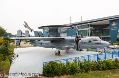 Grumman E-2C Hawkeye 162796/015 Singapore Air Force Museum