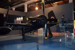 Grumman F8F-1 Bearcat Kh15-178 98 4312 Royal Thai Air Force, Royal Thai Air Force Museum Les Spearman