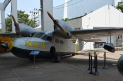 Grumman Widegon G44A Royal Thai Air Force, Royal Thai Air Force Museum Les Spearman