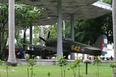 Hawker Sea Fury FB.11 542, Museo de la Revolucion, Cuba