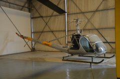 Hiller UH-12B H2k-4 96 4 Royal Thai Air Force, Royal Thai Air Force Museum Les Spearman