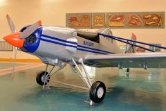 Hindustan Aeronautics Limited HA-31 Basant II VT-ECV
