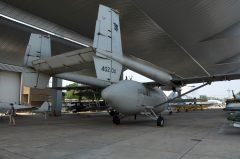 IAI 201 Arava TL7-1 22 40204 Royal Thai Air Force, Royal Thai Air Force Museum Les Spearman