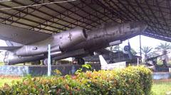 Ilyushin IL-28 NAF 805, National War Museum Umuahia
