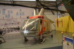 Kaman HH-43B H5-5 04 Royal Thai Air Force, Royal Thai Air Force Museum Les Spearman