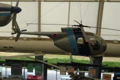 Kawasaki-Hughes OH-6J JG-1065 Japan Self-Defense Forces, Tokorozawa Aviation Museum 所沢航空発祥記念館