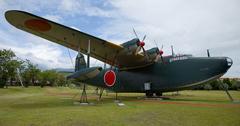 Kawnishi HBK2 T-31, JMSDF Naval Aviation Museum 海上自衛隊鹿屋航空基地史料館