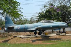 Lockheed RT-33A TF11-8 13 56141 Royal Thai Air Force, Royal Thai Air Force Museum Les Spearman
