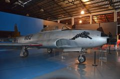 Lockheed T-33A F11-23 13 640 1132 Royal Thai Air Force, Royal Thai Air Force Museum Les Spearman
