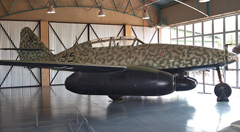 Messerschmitt Me 262B-1a/U1 110305/8, South African National Museum of Military History