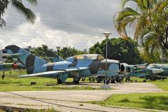 Mikoyan Gurevich MiG-15UTI 02, Museo del Aire Cuba