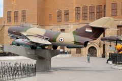 Mikoyan-Gurevich MiG-17F 752 Egyptian Air Force, National Military Museum المتحف الحربى القوم
