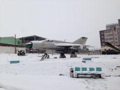 Mikoyan-Gurevich MiG-21PFM 137 Mongolian Air Force
