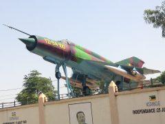 Mikoyan Gurevich MiG-21bis TZ-BA-100 Force Aérienne de la République du Mali, Bamako City