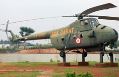 Mil Mi-4 HA-5007, Museum TNI ABRI Satria Mandala