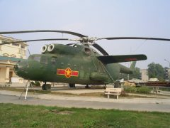 Mil Mi-6 7609 Vietnam Air Force Museum