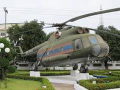 Mil Mi-8T RDPL-34043, Lao People's Army Museum Vientiane, Laos